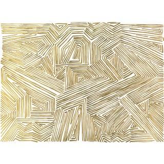 "Kate Roebuck ""Gold Deco"" Original Painting"