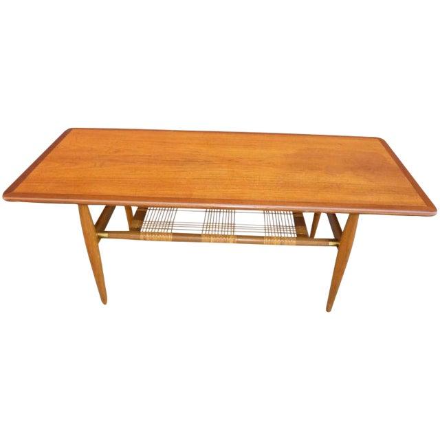 Hans Wegner Attributed Coffee Table Chairish