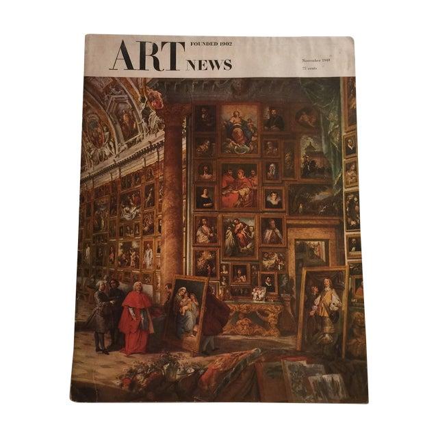 Artnews November 1949 Magazine - Image 1 of 10