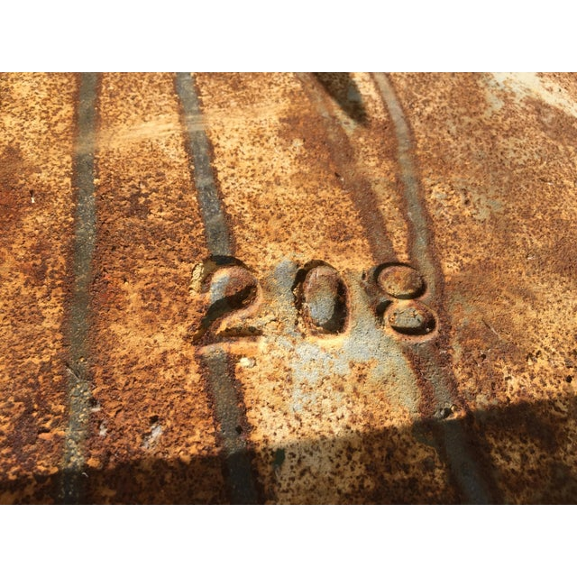 Cast Iron Antique Salvage Utility Sink - Image 6 of 12