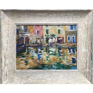 Impressionist George Turland Martique France