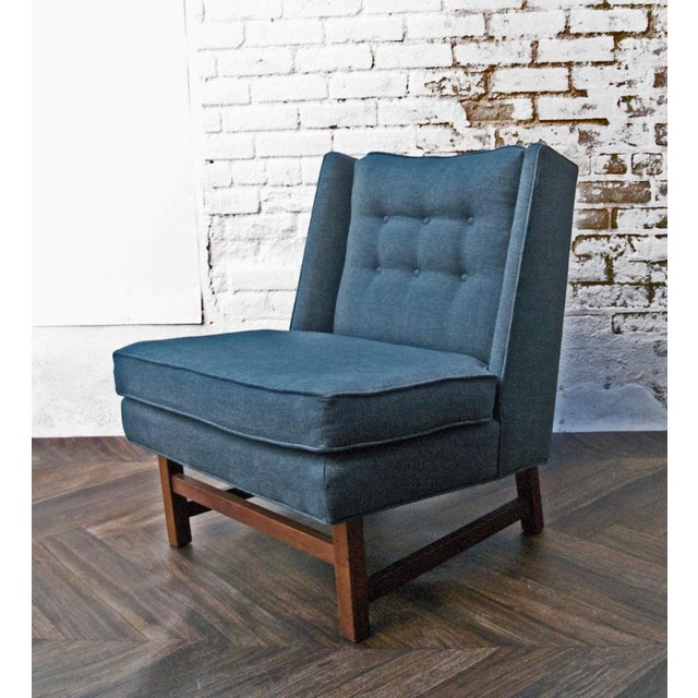 Image of Edward Wormley for Dunbar Mid-Century Chair