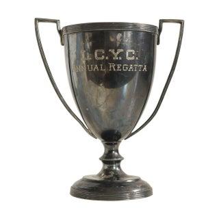 Loving Cup Trophy:  L.C.Y.C. Annual Regatta