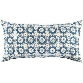 John Robshaw Hala Bolster Pillow