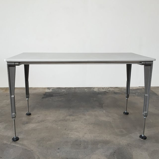 Image of Swerve Two Track Work Table