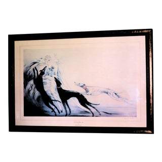 """Coursing "" by Louis Icarte"