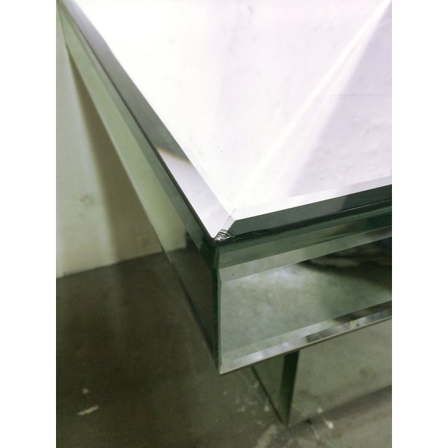 Mirrored End Tables - A Pair - Image 5 of 5