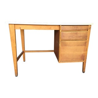 Vintage Office/School Desk