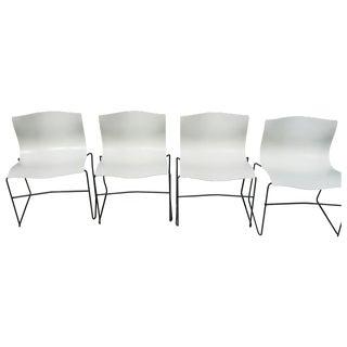 Vignelli Designs Handkerchief Chairs- Set of 4