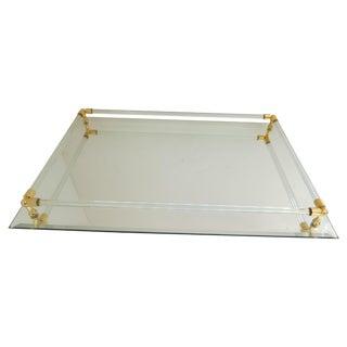 Vanity Mirror Tray