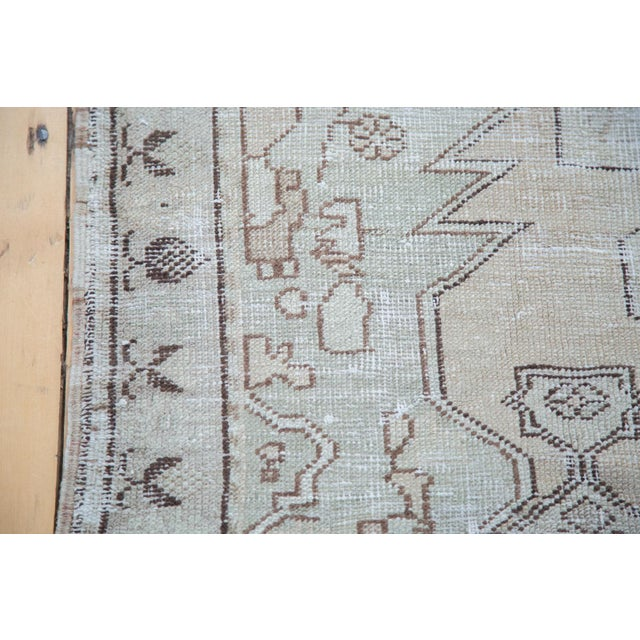 "Distressed Oushak Rug - 4'8"" X 7'5"" - Image 8 of 10"