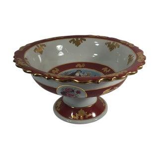 Italian Céramique Fruit Bowl