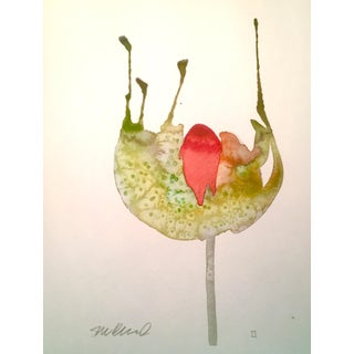 'Roma' Botanical Watercolor Painting
