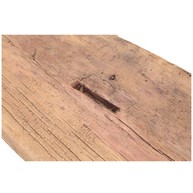 Sarreid LTD Altar Table - Image 4 of 4