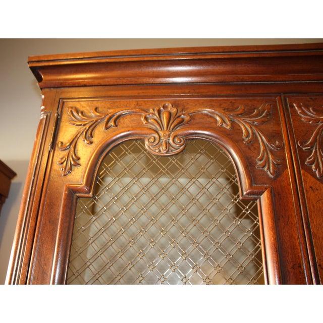 Henredon Fine Furniture Armoire - Image 4 of 9
