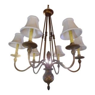 Fine Art Lamp Co., Tangier Connection Six-Light Chandelier