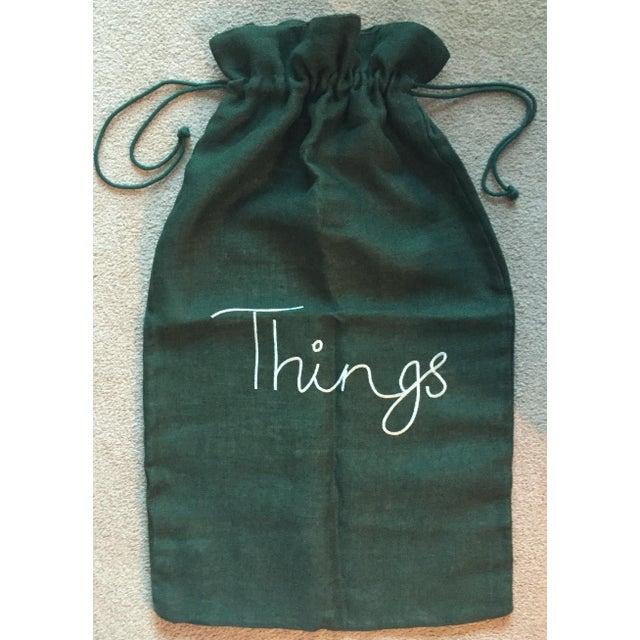 Custom Laundry /Storage Drawstring Bag - Image 4 of 5