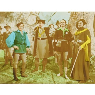 """Laurence Olivier In """"As You Like It"""" Vintage 1936 Photo"""