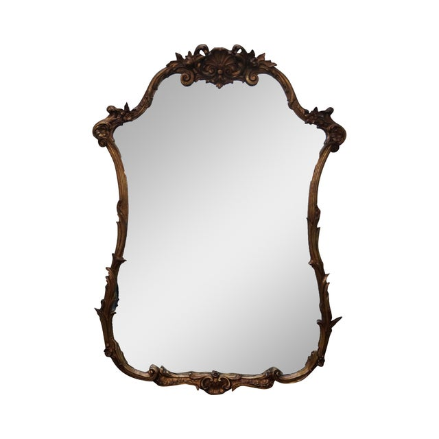 Friedman Brothers Vintage 1940s Gilt Mirror - Image 1 of 9