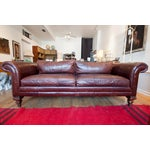 Image of Ralph Lauren Vintage Leather Sofa