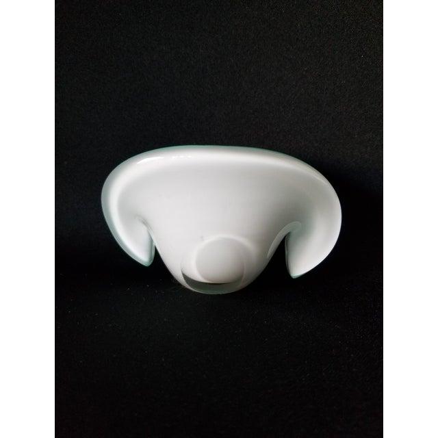 Toso Murano Clamshell Ashtray / Decorative Bowl - Image 8 of 8