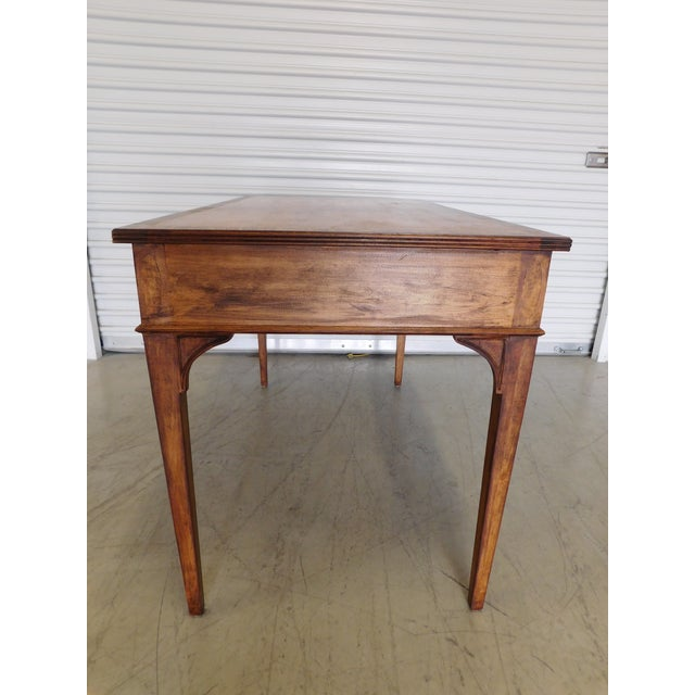 Vintage Henredon Wooden Desk - Image 10 of 11