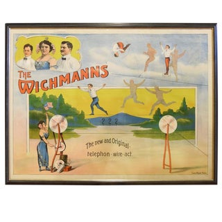 Wichmann Family Advertising Poster