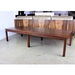 Image of Harvey Probber Mahogany Coffee Table