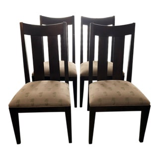 "Ethan Allen ""Horizons"" Collection Side Chairs - Set of 4"