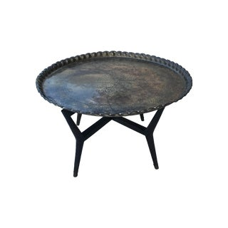 Moroccan Tray-Top Coffee Table