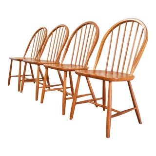 Mid-Century Dining Chairs by Tarm Stole - Set of 4