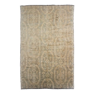"Hand Knotted Ikat Rug by Aara Rugs - 10'4"" x 14'3"""