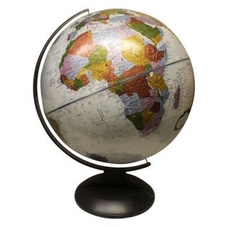 Old Fashioned Look Table Globe