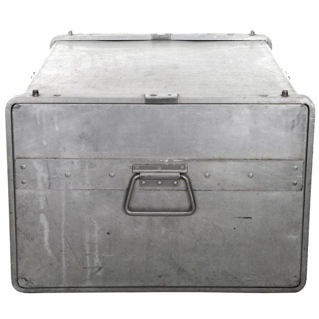 Vintage Seco Aluminum Food Service Storage Bin - Image 5 of 5