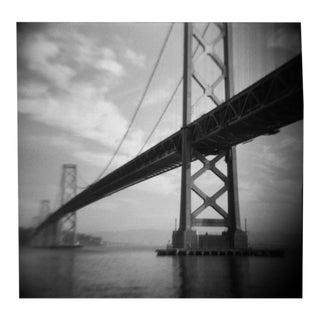 Bay Bridge Photograph