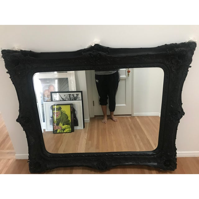 Beautiful Large Designer Floor Mirror - Image 2 of 6