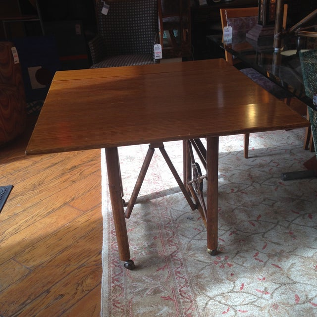 McGuire Convertible Coffee Table - Image 5 of 8