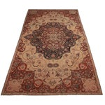 Image of RugsinDallas Persian Hand Knotted Wool Kerman Rug- 10′8″ × 18′5″
