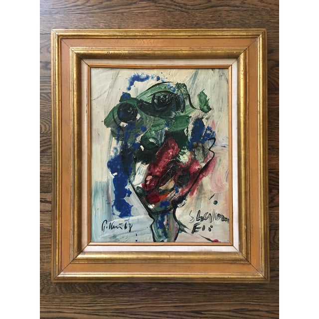 'My Friend Miro' Painting - Image 2 of 11