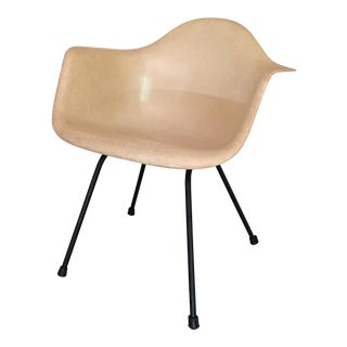 Charles Eames Herman Miller Style Parchment Shell Chair