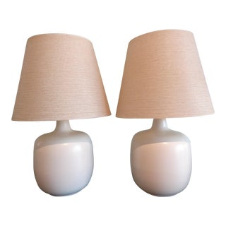 Lotte & Gunnar Bostlund Table Lamps - Pair