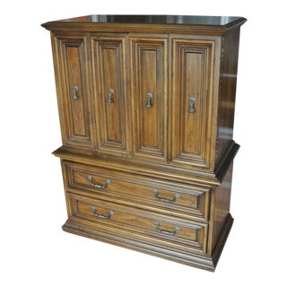 Henredon Tall Chest of Drawers
