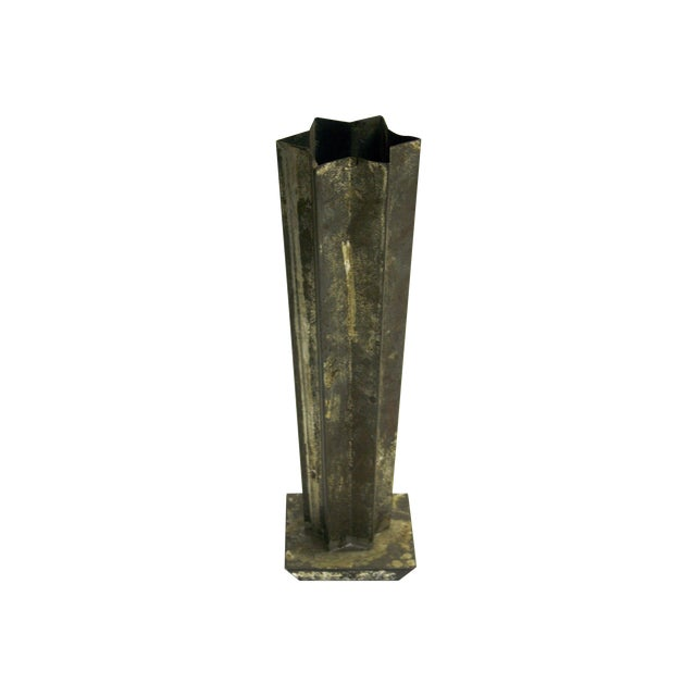 Image of Metal Candle Mold
