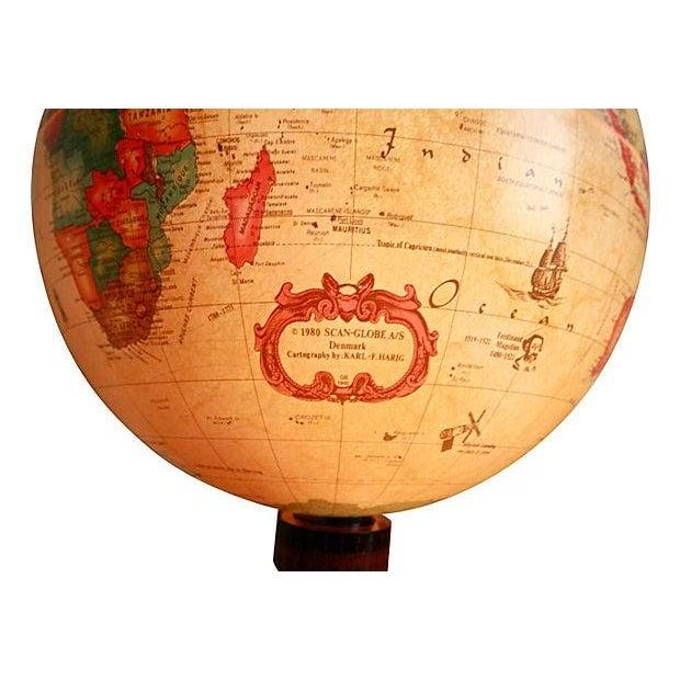 Vintage Globe Desk Lamp - Image 5 of 6