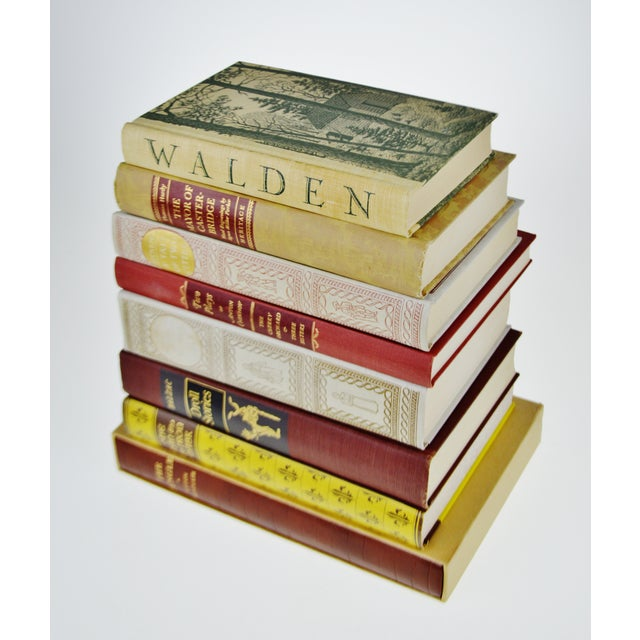 Vintage The Heritage Club Classic Illustrated Books - Set of 8 - Image 3 of 9