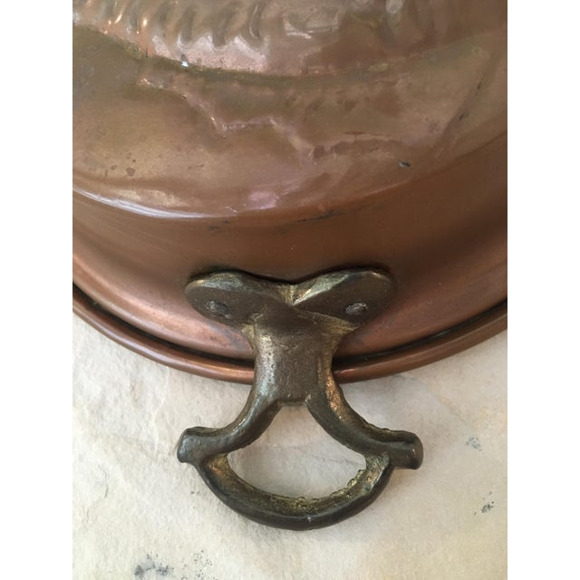 Vintage Copper Pisces Mold - Image 6 of 7