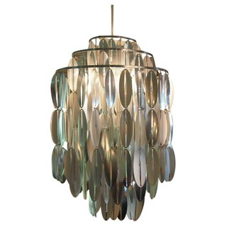 Italian Mid-Century One-light Chandelier