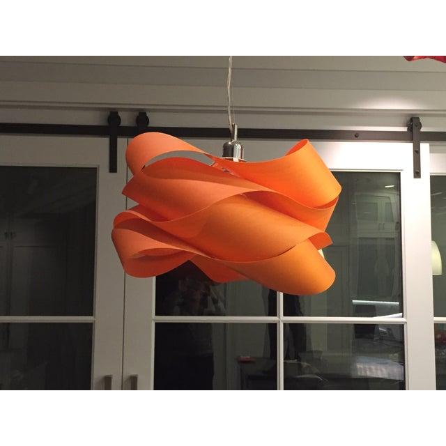 Orange Link Suspension Light - Image 2 of 3