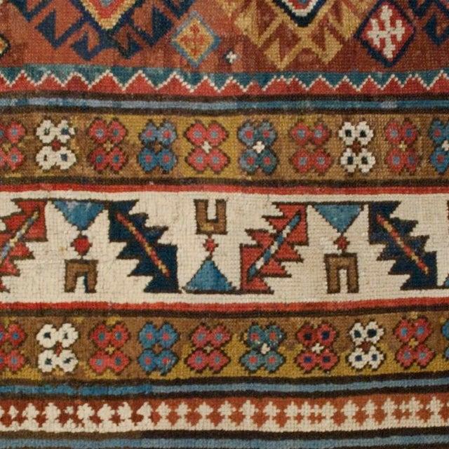 Image of 19th Century Persian Shirvan Carpet Runner