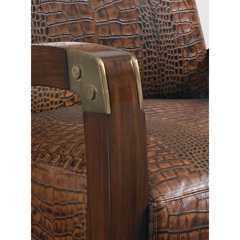 Lexington Furniture Apogee Leather Chair - Image 5 of 5